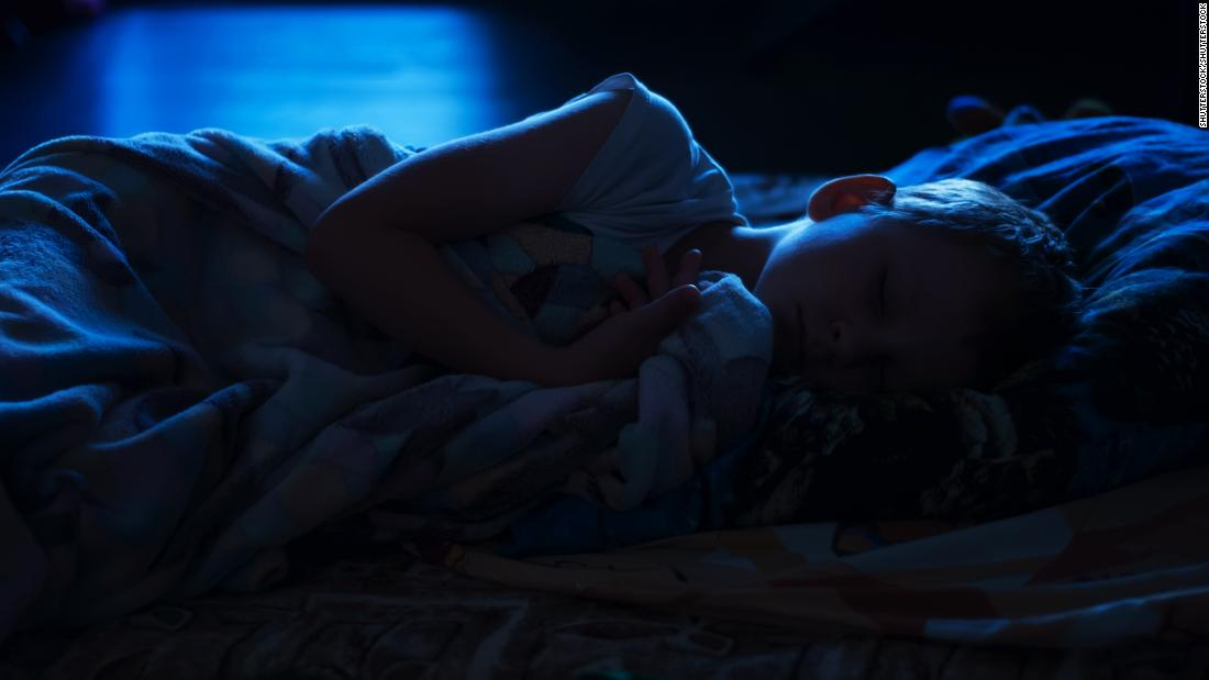 How to help your kids get enough sleep, especially during the Covid pandemic - CNN