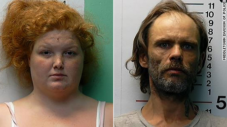 Brittany Gosney has been charged with murdering her 6-year-old son and disposing of his body in the Ohio River. Her boyfriend James Hamilton has been charged with abuse of a corpse and tampering with evidence.