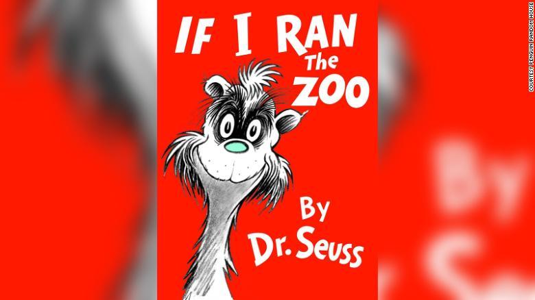 Buku Dr. Seuss If I Ran The Zoo