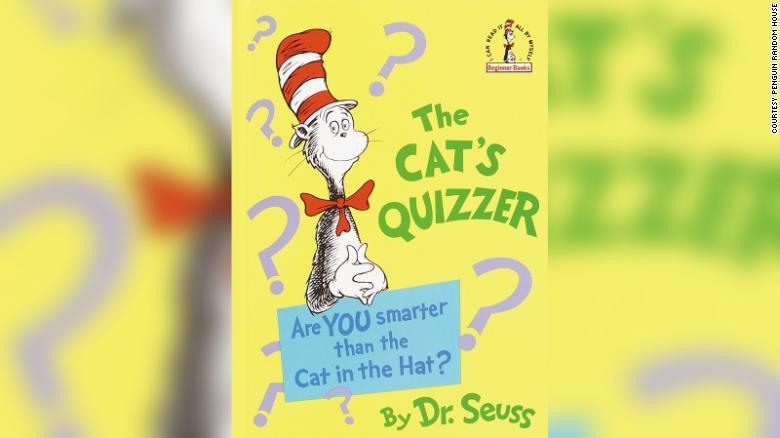 Dr. Seuss' The Cat's Quizzer