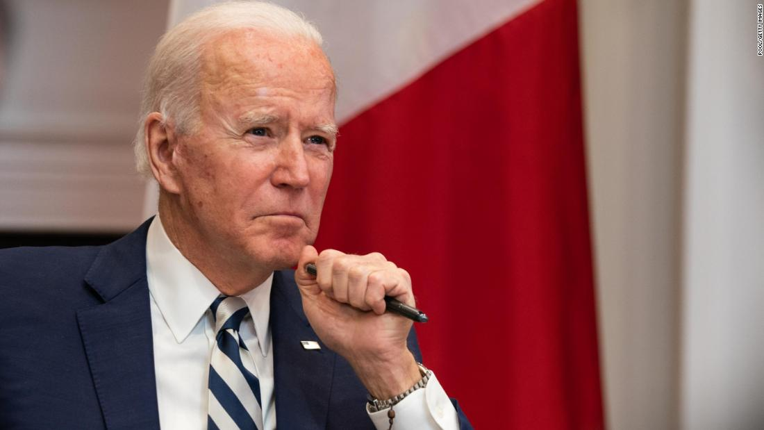 Analysis: A record Joe Biden shouldn't be proud of