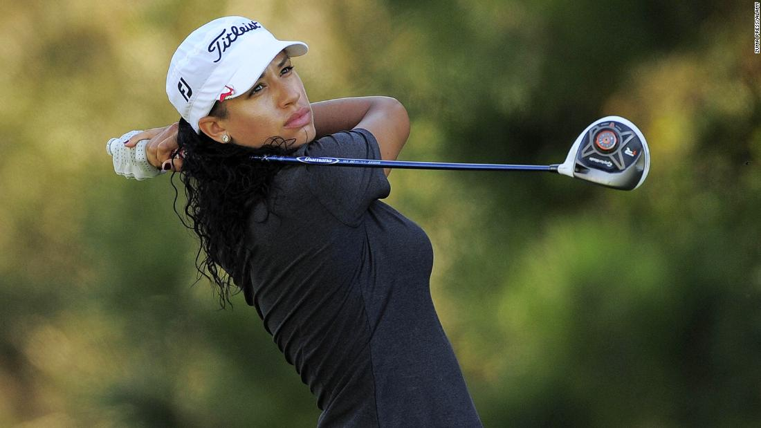 Why does women's golf have such a diversity problem?