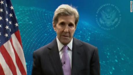 John Kerry has a warning for Big Oil