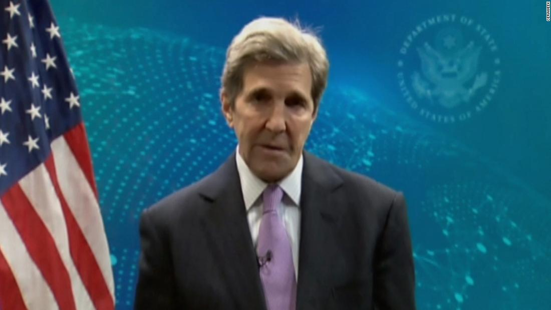 John Kerry has a warning for Big Oil - CNN