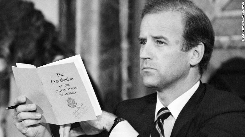 Get ready for a raft of Biden court nominees