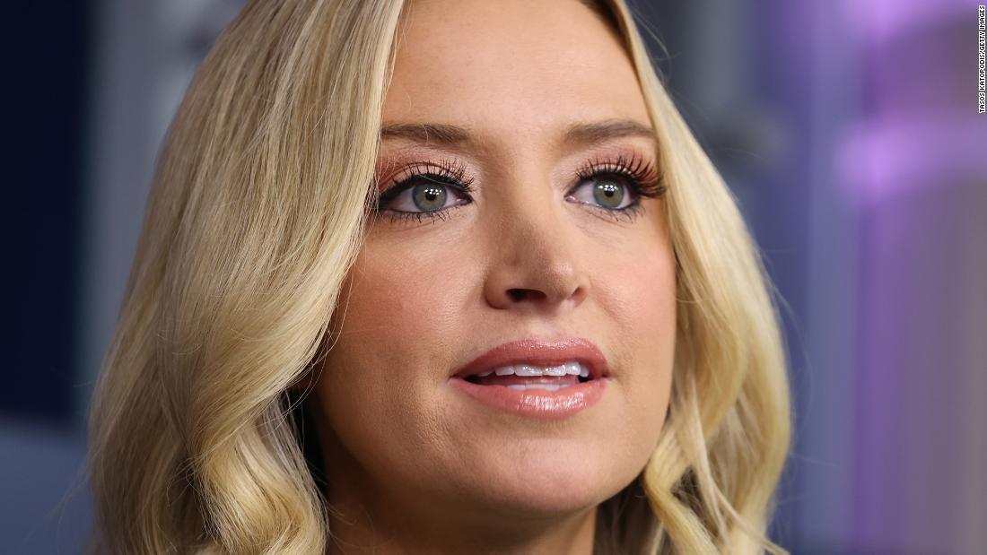 Kayleigh McEnany, Trump's former press secretary, is joining Fox News