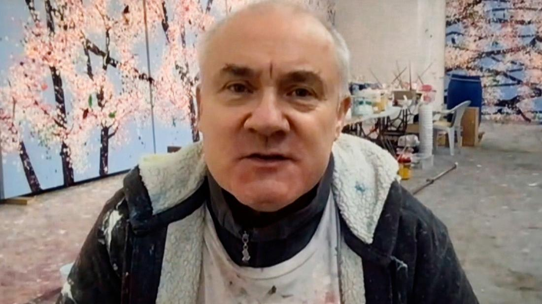 Damien Hirst: Mom took my art seriously when I became a crossword clue