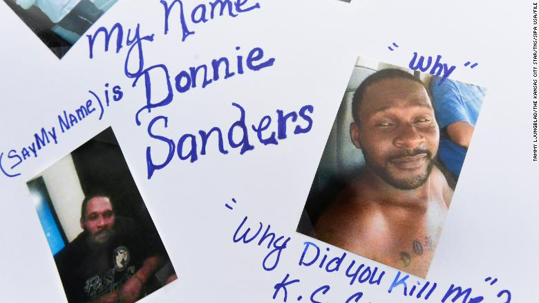 Kansas City officer will not face charges in the killing of an unarmed man in 2020