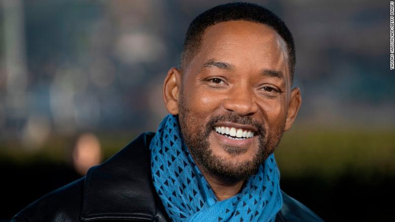 Will Smith says he might step into politics one day
