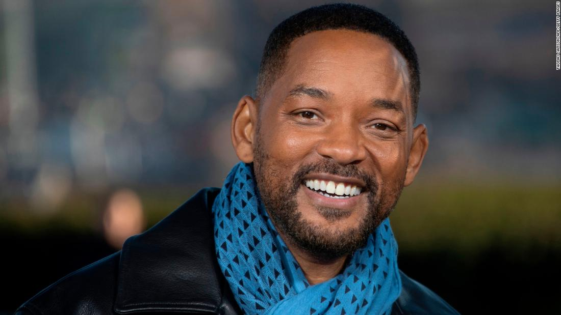 Will Smith to get match for YouTube sequence