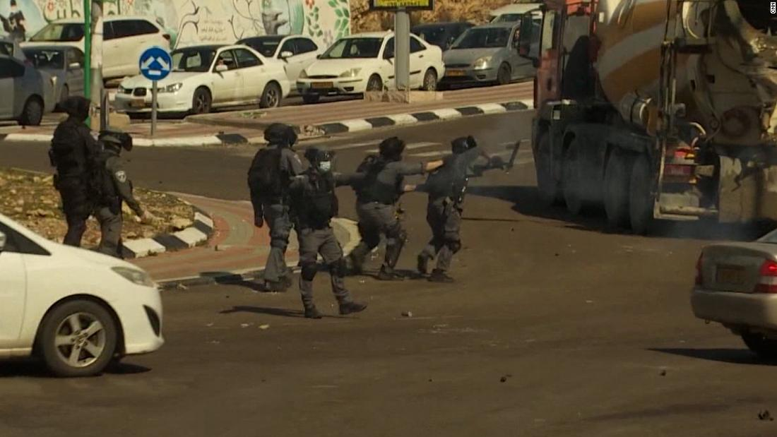 Arab-Israeli violence intensifying in Israel