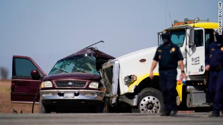 California accident: At least a dozen people were killed in a horrific accident.  This is what we know