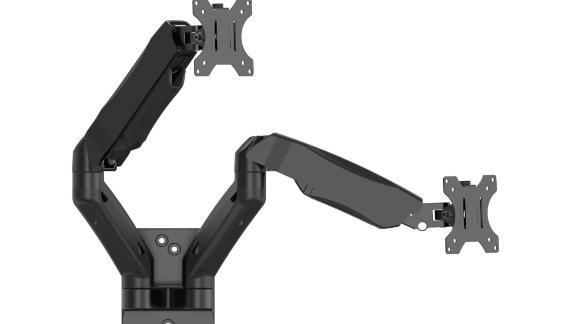 Wali Dual LCD Monitor Wall Mount