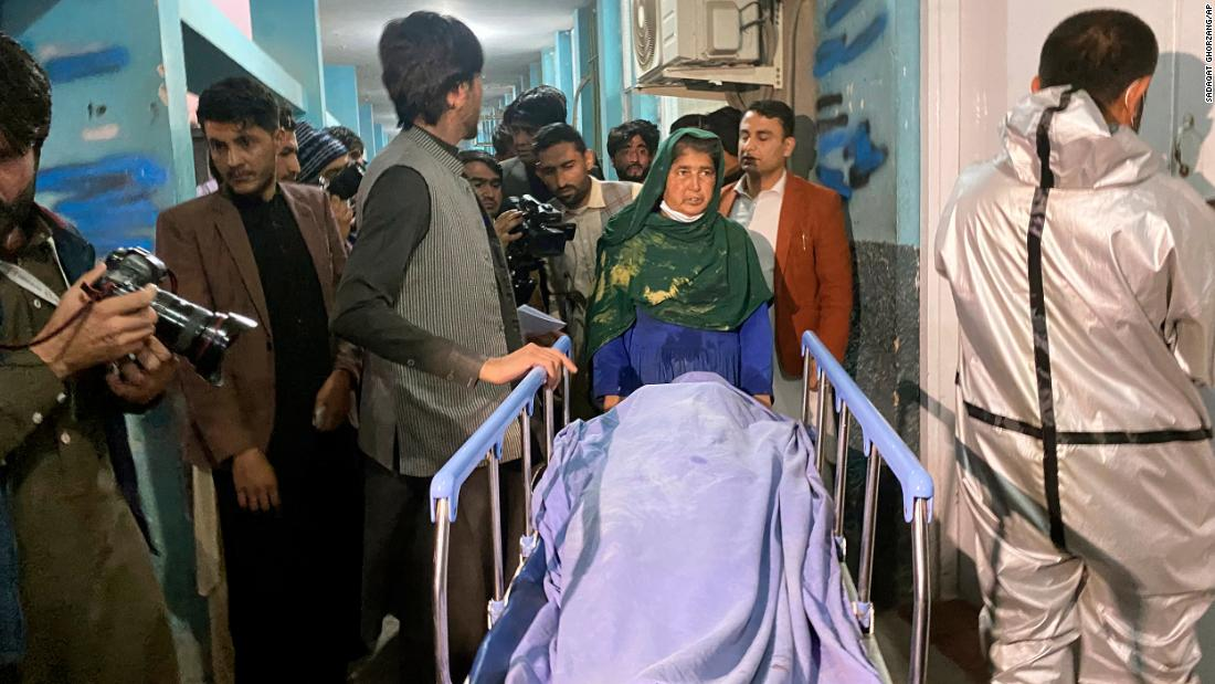 Three female journalists killed by gunmen in Afghanistan in latest wave of violence