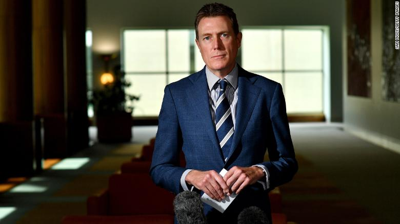 Australian Attorney General Christian Porter comes forward to deny historical rape allegation