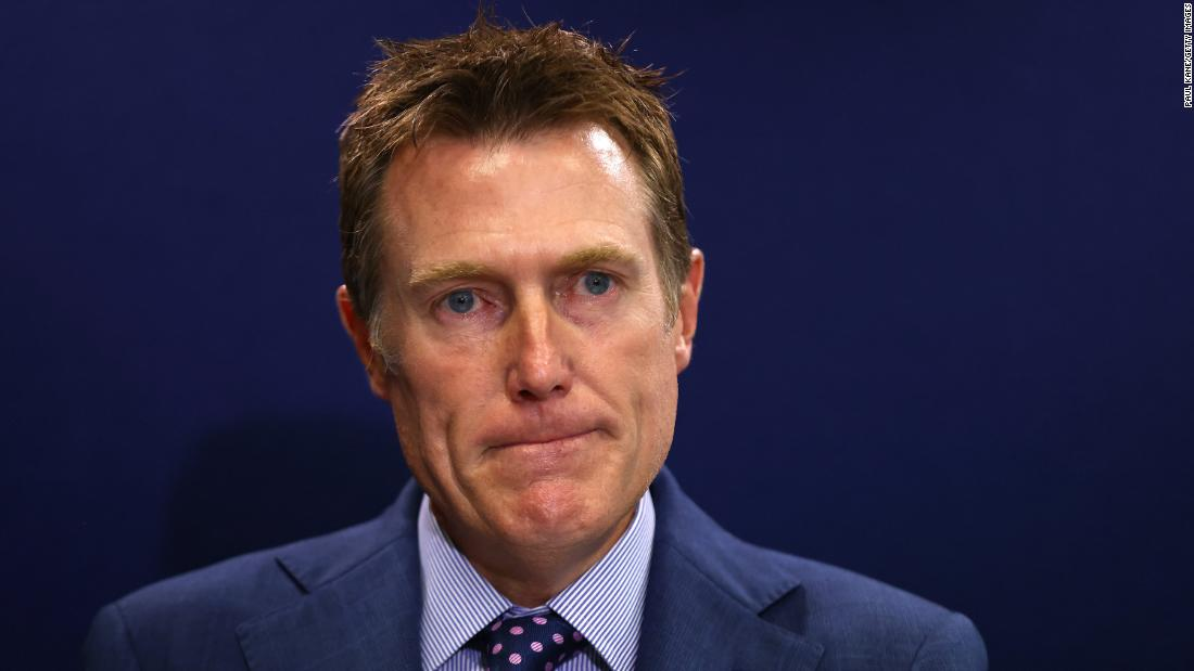 Christian Porter reveals he is the Australian minister accused of historical rape allegation