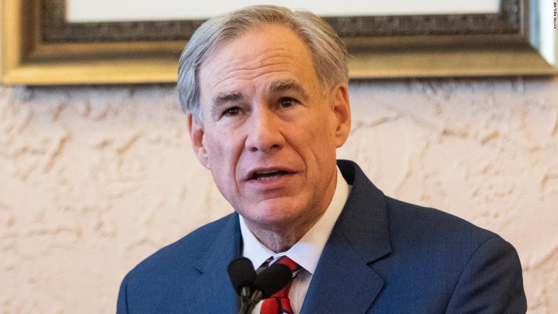 The Point: Greg Abbott's head-scratching, anti-science decision to end the Texas mask mandate
