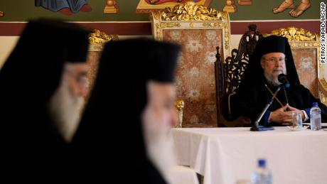 The Holy Synod of the Orthodox Church of Cyprus has called for the song to be withdrawn.