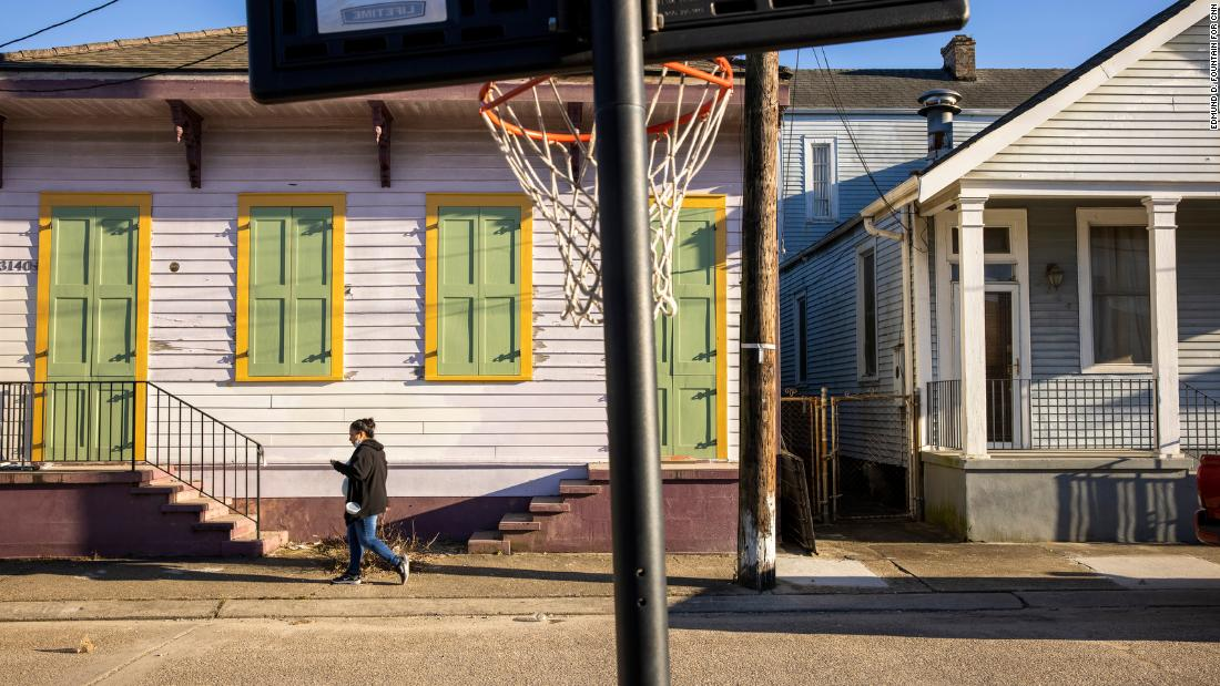 These neighborhoods were once more affordable -- but the climate crisis is changing that