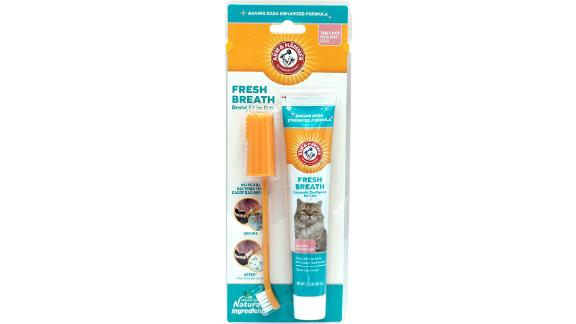 Arm & Hammer Fresh Breath Dental Kit for Cats