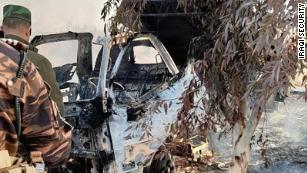 The rocket launcher used to fire rockets on Ain Al-Asad base was found in the al-Bayader agricultural area near the town of al-Baghdadi about 180 kilometers northwest of Baghdad. At least 10 rockets have targeted the al-Asad airbase in Iraq on Wednesday which hosts US, Iraqi and Coalition forces, according to US coalition officials.
