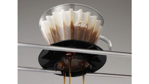 Kalita Wave 185 Pour-Over Coffee Dripper