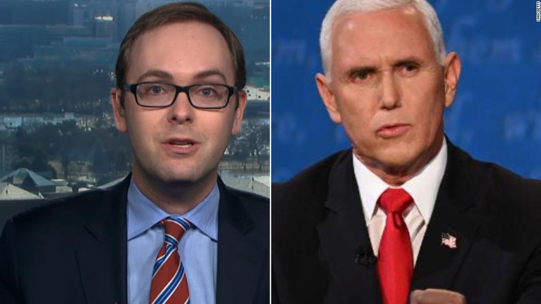 'Highly misleading at best': Dale reacts to Pence's op-ed