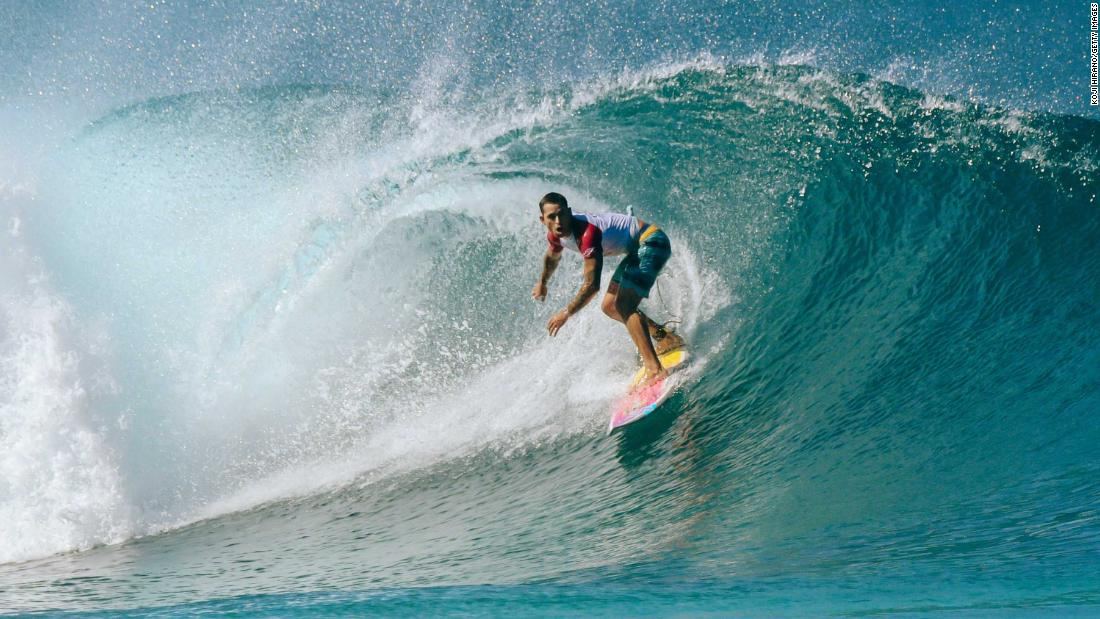 Surfer Billy Kemper was enjoying the trip of his dreams until everything went wrong