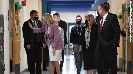 Jill Biden revisits the idea of free community college