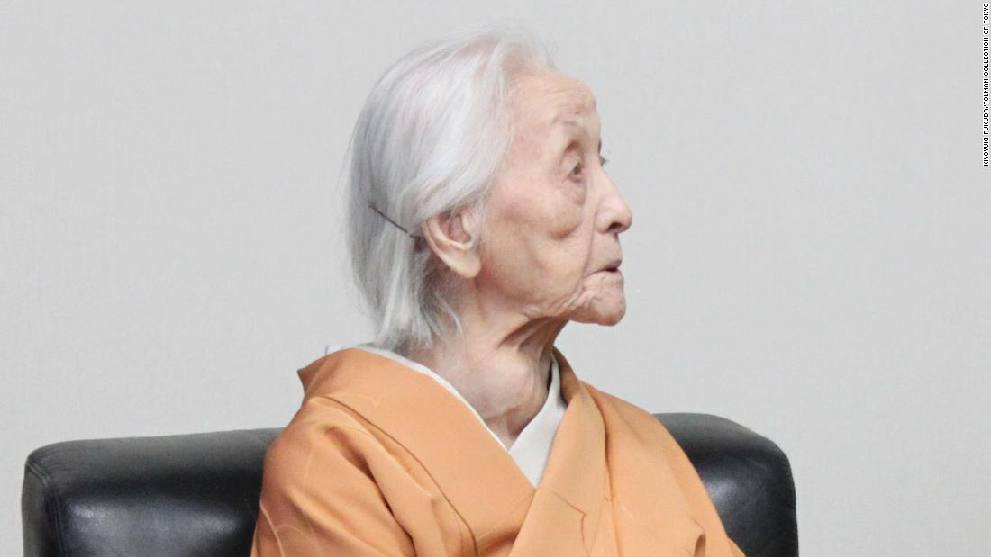 Toko Shinoda, a leading figure in contemporary Japanese art, dies age 107