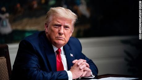 Trump wants top Republican fundraising organizations to stop using his likeness
