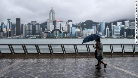 Hong Kong used to be the poster child for economic freedom. Not anymore