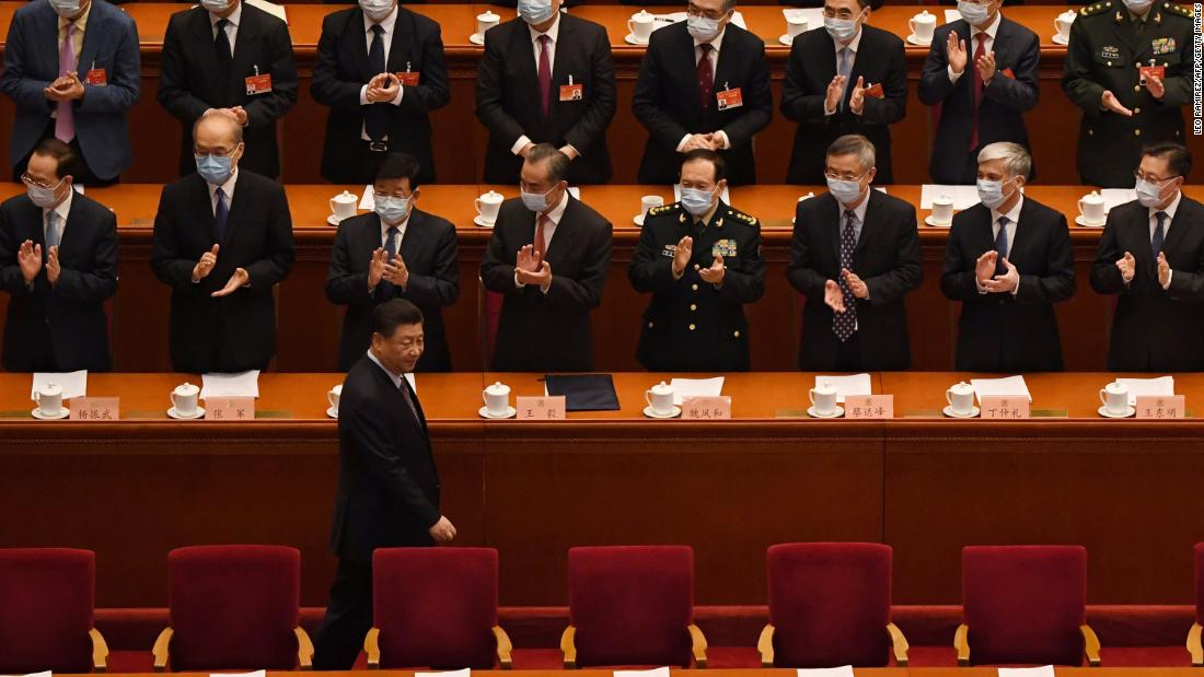 Beijing moves to smother Hong Kong's democracy -- or, in its words, 'improve' it