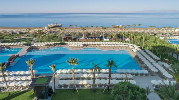 Voyage Belek Golf & Spa in Belek, Turkey