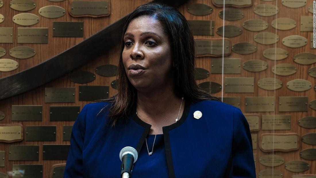 NY Attorney General Letitia James takes charge of Andrew Cuomo probe