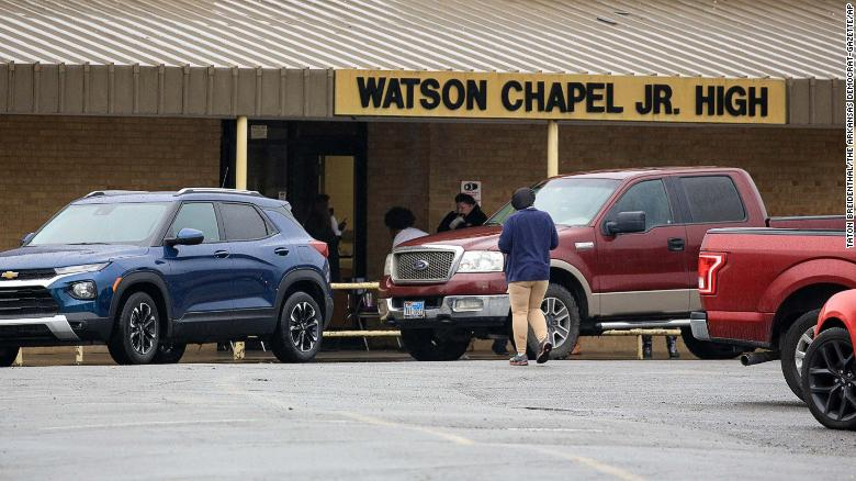 Student shot in Pine Bluff, Arkansas, school shooting has died