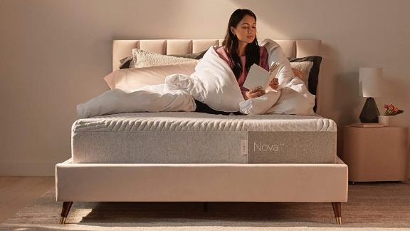 Casper Sleep Nova Hybrid Mattress, Queen