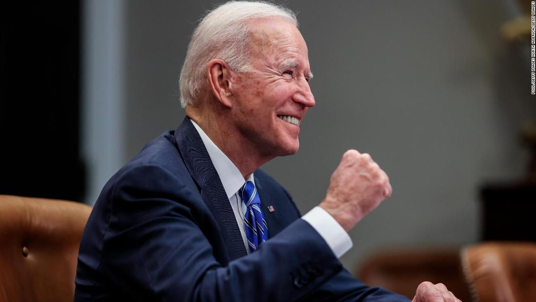 Opinion: Biden could be the most impactful president in 75 years