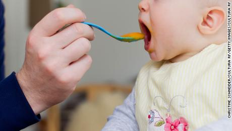 'Consider chemical hazards' in the baby foods you sell, warns FDA manufacturers