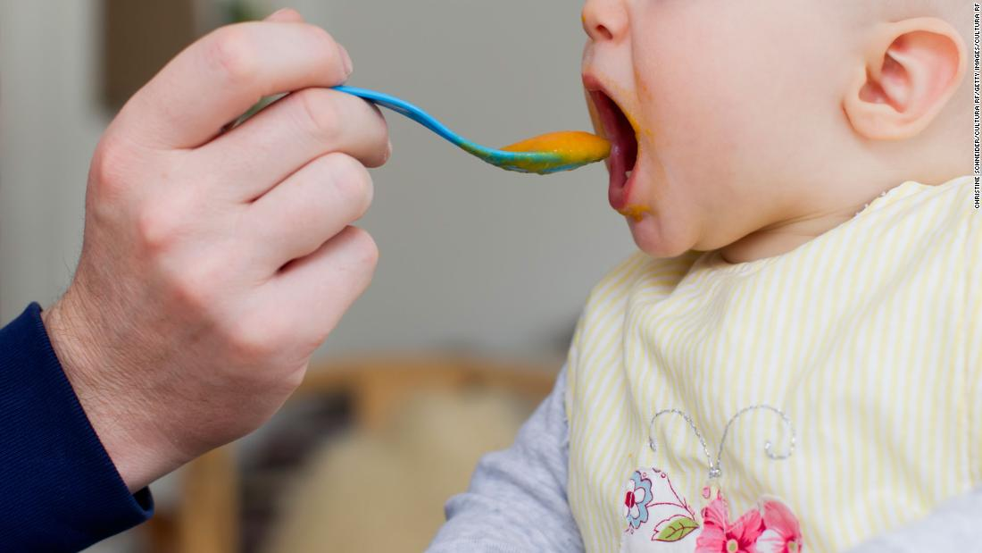 'Consider chemical hazards' in the baby foods you sell, FDA warns manufacturers - CNN
