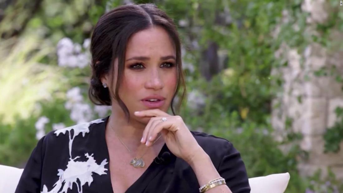 CBS releases another teaser for Meghan and Harry's Oprah interview
