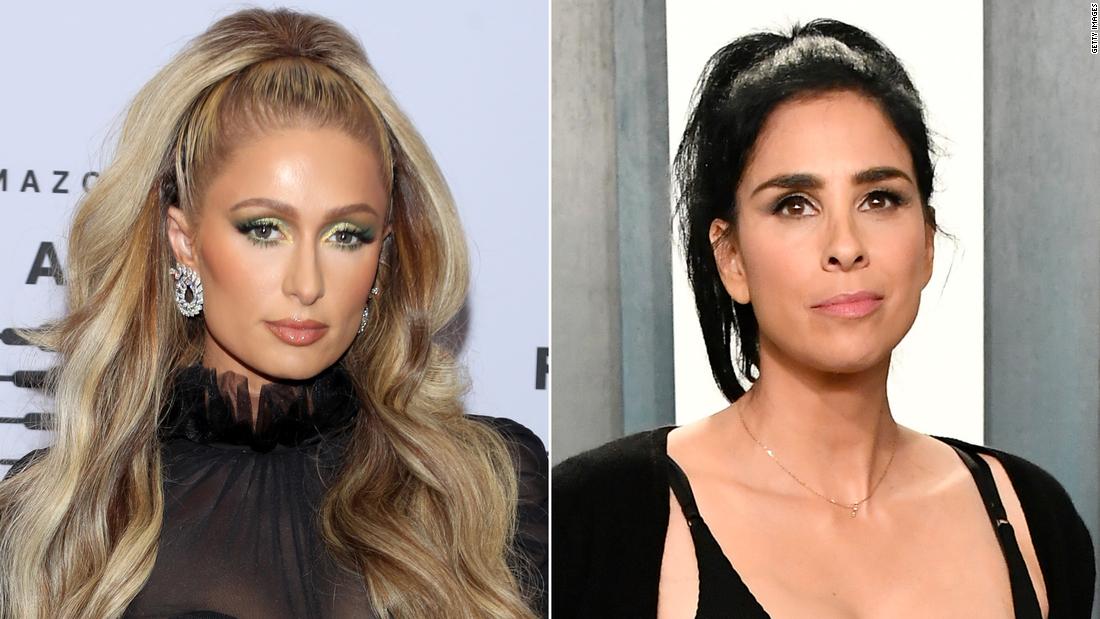 Sarah Silverman apologizes to Paris Hilton for 2007 roasting
