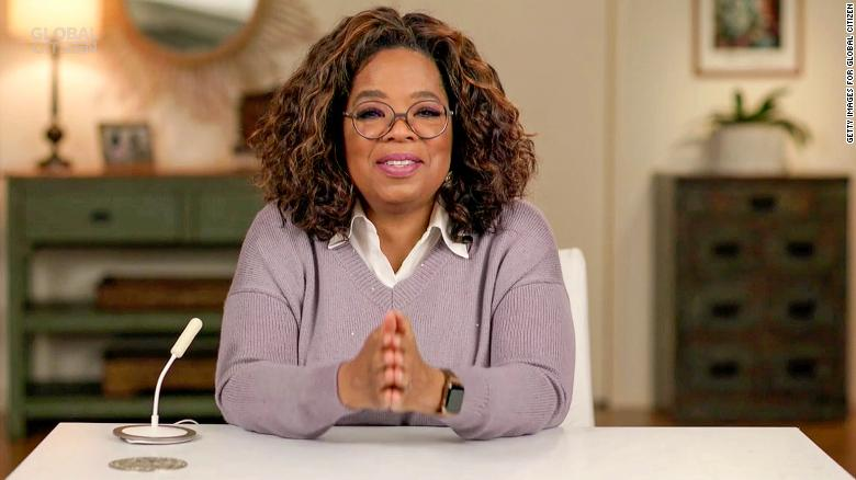 Oprah Winfrey shares her concerns about where we are as a country in an upcoming podcast.