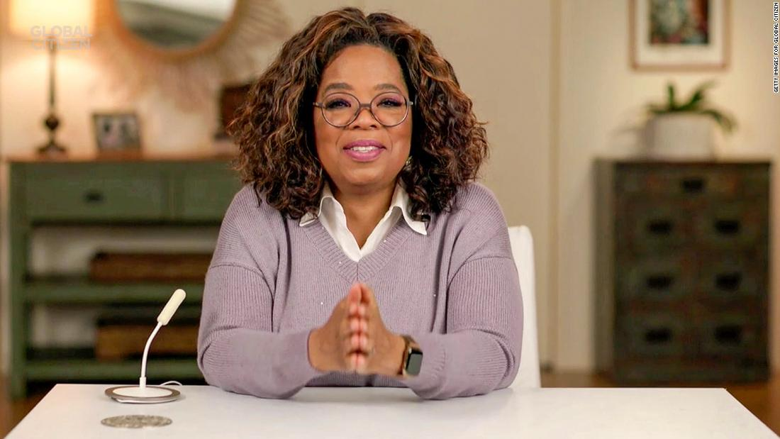 Oprah reveals the 'inappropriate question' she once asked that makes her cringe