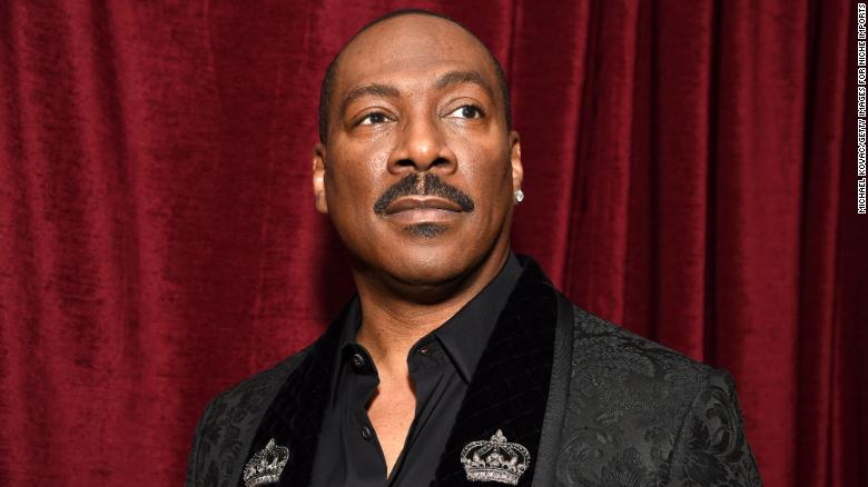 Eddie Murphy wants to go back to stand-up when the pandemic is over