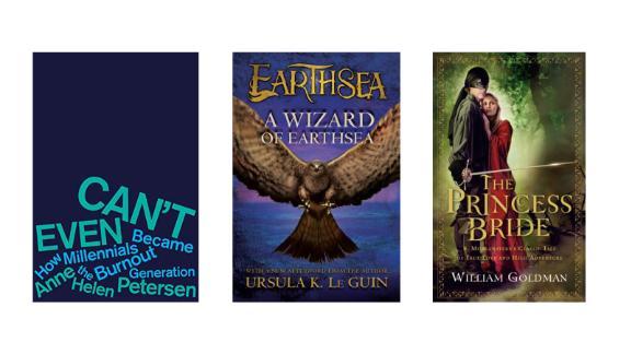 Popular Kindle e-books at Amazon