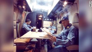 Michael Collins, Apollo 11 astronaut, has died at age 90 210305130744-02-apollo-11-astronauts-quarantine-medium-plus-169