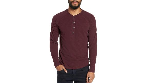 Good Man Brand Slim Fit Henley