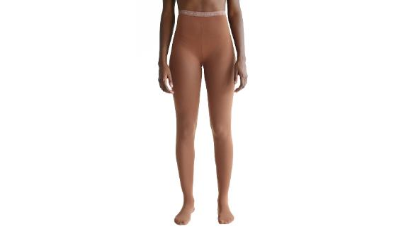 Nude Barre Footed Convertible Opaque Tights