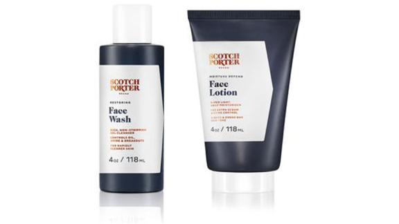 Scotch Porter Daily Face Care Bundle